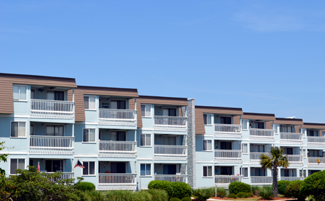 Sea Spray Condominiums Roofing